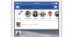 Beklenen Oldu! Facebook Hikaye Özelliği Geliyor