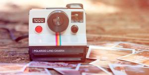 Namıdiğer Şipşak, Poloraid Kameralara İlgi Artıyor