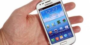 Samsung Galaxy S3 Mini Avea ile Türkiye'de