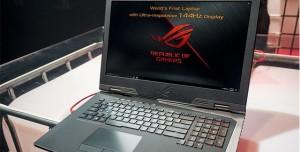 Asus'tan Yeni Oyuncu Dizüstü Bilgisayarı: ROG Chimera