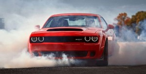 Dodge'dan 840 Beygirlik Drag Canavarı: 2018 Challenger Demon
