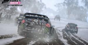 Forza Horizon 3'ün İlk Ek Paketi Blizzard Mountain Çıktı