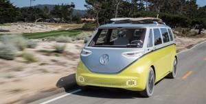 Klasik Volkswagen Minibüsü Yeniden Geliştirilecek