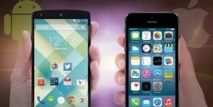 Android Rehberinizi iPhone'a Nasıl Aktarırsınız?