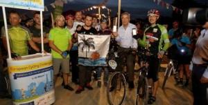 Avrupa Bisiklet Yarışması 2017'ye İzmir Damgasını Vurdu
