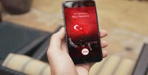 Darbe Gecesini Konu Alan 15 Temmuz Bilgi Yarışması Akıllı Telefonlarda