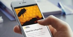Facebook Instant Articles Artık Android'de!
