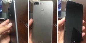iPhone 7'lerin En Net Fotoğrafları İnternete Sızdırıldı