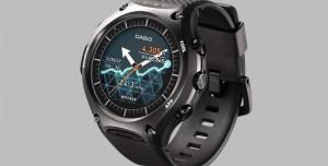 Saat Dünyasının Devi Casio WSD-F10 Akıllı Saatini Tanıttı