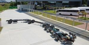 Volvo 30 Metrelik Dünyanın En Uzun Otobüsünü Tanıtacak