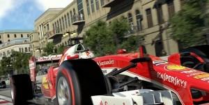 F1 2017 için Yeni Video Paylaşıldı