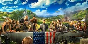 Far Cry 5 E3 2017'de Tanıtıldı!