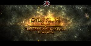 Skyrim Artık Türkçe!