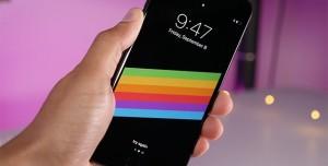 Bu Sefer de iOS 11 Duvar Kağıtları Sızdı