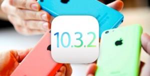 iOS 10.3.2 Yayınlandı! (İndir)
