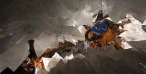 NASA, Mağara Kristallerinde 50.000 Yıllık Mikroorganizmalar Tespit Etti