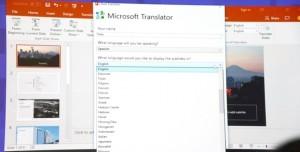 Microsoft PowerPoint'e Gerçek Zamanlı Çeviri Eklentisi Geliyor