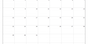 Print a Calendar