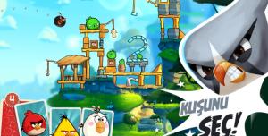 Angry Birds 2 Yayınlandı: Kalleş Domuzları Harcama Vakti Geldi!