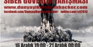 Dünyayı Kurtaran Hacker ile Türkiye Hacker'ını Arıyor