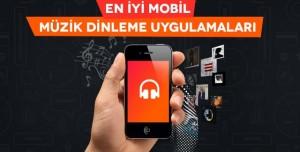 En İyi Mobil Müzik Dinleme Uygulamaları