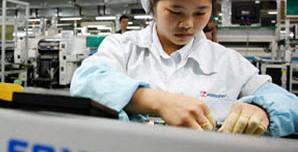Foxconn Apple'ın iPhone Üretimi İsteğine Yetişemiyor