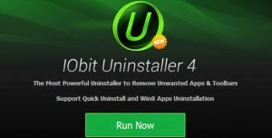 IObit Uninstaller 4 Yayınlandı