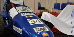 Türkiye'nin İlk Öğrenci Yapımı Formula Aracı Bee-R