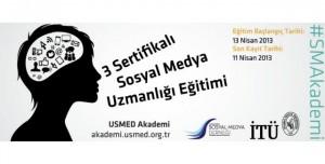 İTÜ Sosyal Medya Akademi Uzmanlık Eğitimi