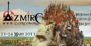 İzmirCon 2013 ile FRP Severler Bir Araya Geliyor