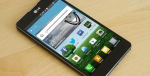 LG Optimus G İncelemesi