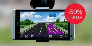 Sygic GPS Navigasyon 22 Nisan'a Kadar Yüzde 50 İndirimli