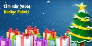 Kampanya: Tamindir'den 2013'te Ücretsiz Lisanslar Kazanın