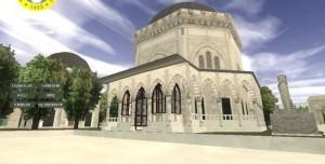 Cihan Hükümdarı: Süleymaniye Camii Simülasyonu