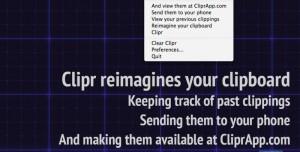 Clipr