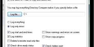 Directory Compare