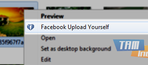 Facebook Upload Yourself