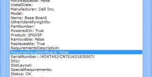 Motherboard Detector