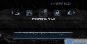 Star Wars The Force Unleashed 2 Türkçe Yama