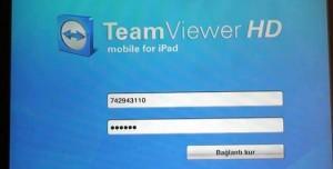 iPad İçin TeamViewer Uzaktan Erişim Uygulaması