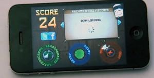 iPhone İçin Fruit Ninja Oyunu
