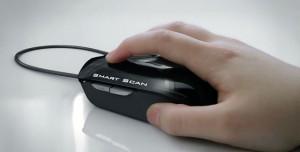 LG LSM-100: Hem Mouse Hem Tarayıcı