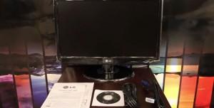 Digital ez LG LCD Monitör Kutu İçeriği