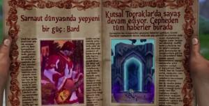 Allods Online Tanrıların Oyunu Fragmanı