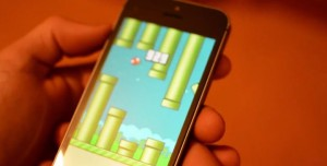 Flappy Bird Oyununda 999 Yaptı