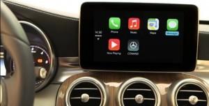 Mercedes ve Apple CarPlay