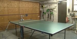 Masa Tenisi Robotları Gerçek Oldu