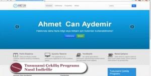 Tusunami Çekiliş Programı Tanıtım ve Kullanım Videosu