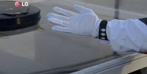 LG Hom Bot Square İle Temizlik Testi
