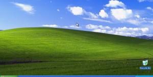 İlk Windows XP Reklamı